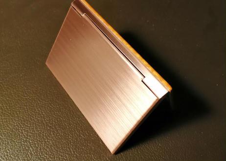 高級STRINGS CARD CASE(中央二枚板継ぎ)製作可能お問い合わせください