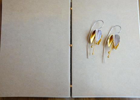 シルバーピアス(タイの花) 2525_0302007