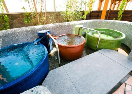 【土日祝限定】ご入浴&岩盤浴セットチケット|潮芦屋温泉SPA水春