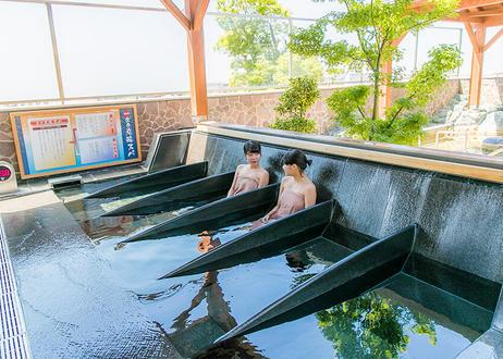 【土日祝限定】ご入浴&岩盤浴&御膳セットチケット|潮芦屋温泉SPA水春