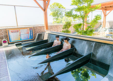 【平日限定】ご入浴&岩盤浴セットチケット|潮芦屋温泉SPA水春