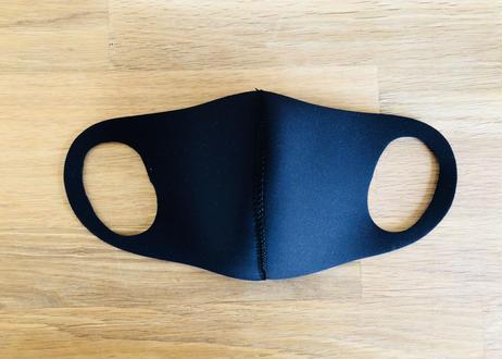 【 HOLLY WET SUITS 】ウェット生地マスク Lサイズ ロゴ無し