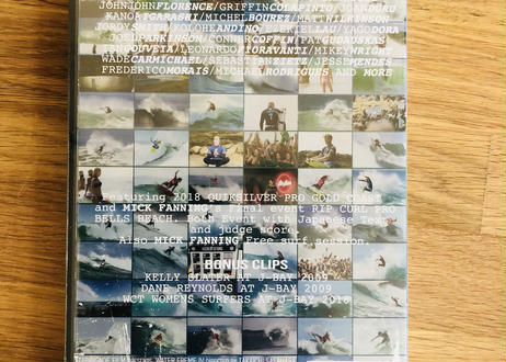 【 SURF DVD 】 WATER FRAME4  THE FINAL STAGE
