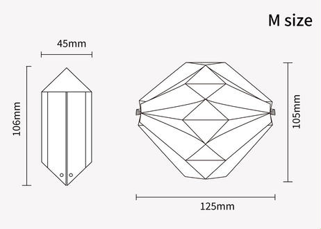 origamimask  典具帖紙  ひだか和紙