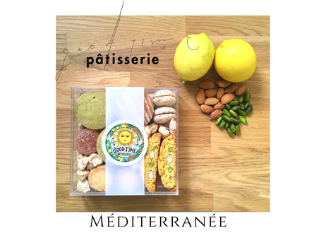 "夏限定クッキーアソート""Méditerranée """