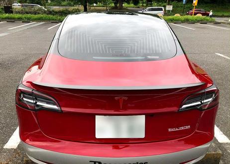 ルーフピラーシート 2デザイン入 (model3)