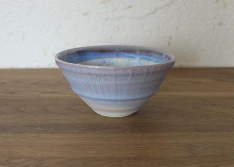 A24 色彩結晶釉茶碗 紫