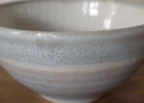 A101色彩結晶釉丼 グレー 大