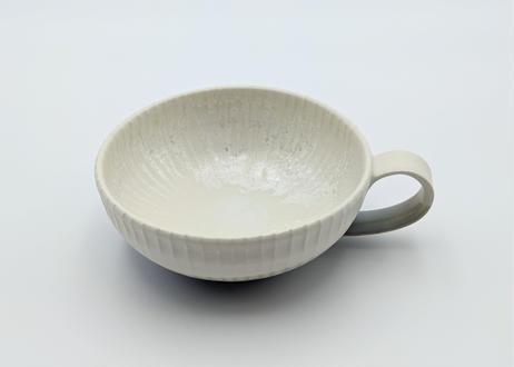 B84 色彩結晶釉スープカップ