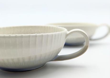B85 色彩結晶釉スープカップ