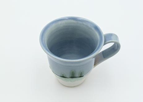 美瑛の丘マグカップ 冬