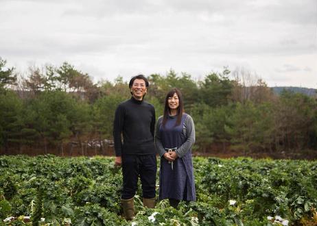 【今だけ限定】NOTO高農園 グランシェフ御用達の野菜セット 5000円セット(税込・送料別)