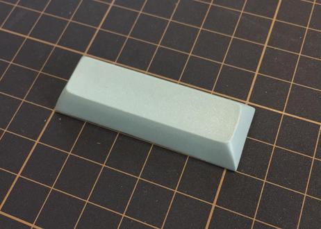 DSA PBT ブランク キーキャップ (1個/2.75U/ブラック/グレー/ホワイト)