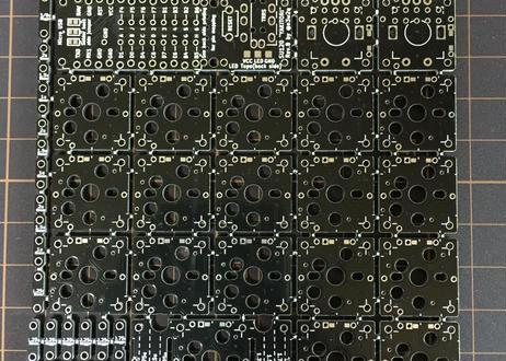 SU120 自作キーボード用基板(分割キーボードセット)