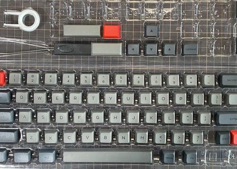 XDA PBT DyeSub 64 キーキャップセット(ドルチェ)