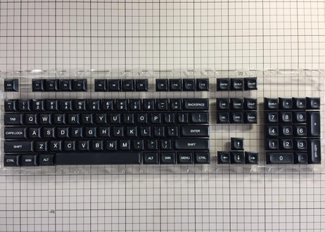 TEX ADA 104 US キーキャップセット (Base)