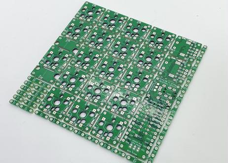 SU120 自作キーボード用基板(基板単体/カラー)