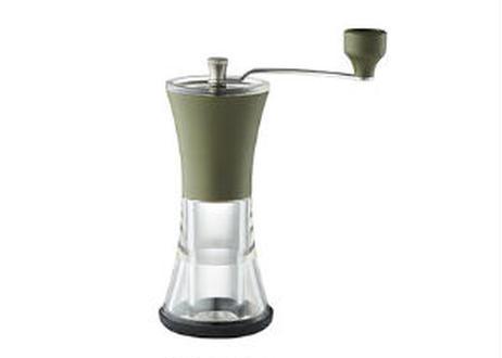 手挽きコーヒーミル(メジャーカップ付き)
