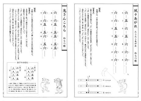 篠笛教本「日本の音 篠笛事始め」