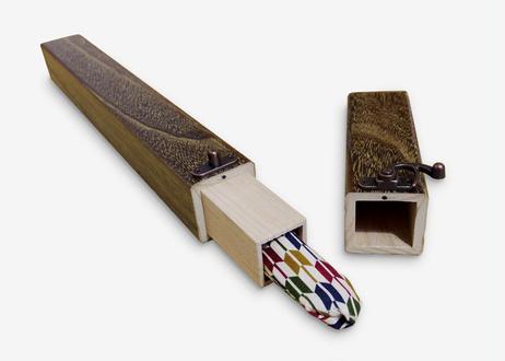 桐筒(布袋付)