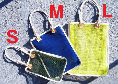 KNOT bag (網)<M>