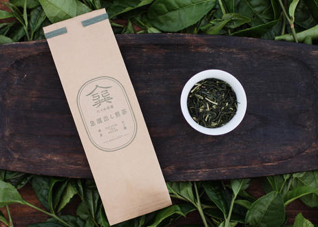 急須出し煎茶 茶葉×3袋
