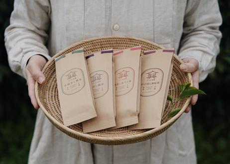 茶葉 四種 お試しセット