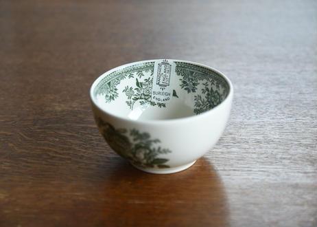 Burleigh Green Asiatic Pheasants Sugar Bowl L
