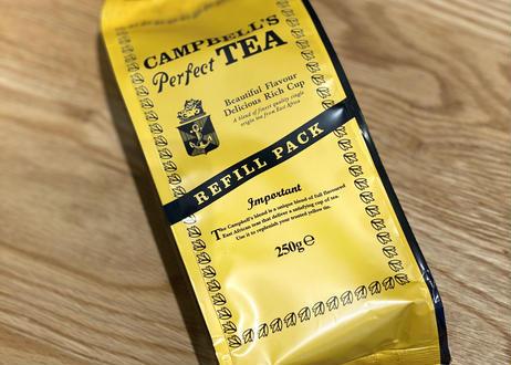 Campbell's Perfect Tea リフィルパック 250g