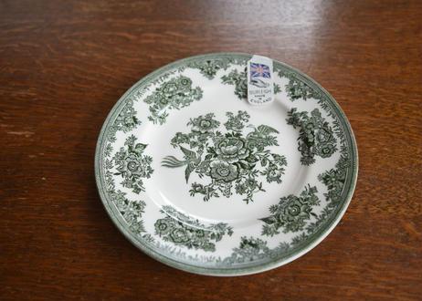 Burleigh Green Asiatic Pheasants Plate S