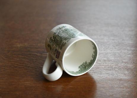 Burleigh Green Asiatic Pheasants Mug