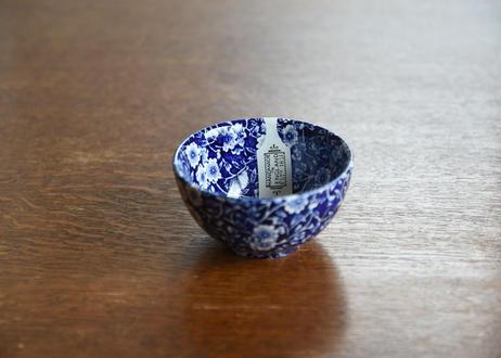 Burleigh Blue Calico Sugar Bowl S