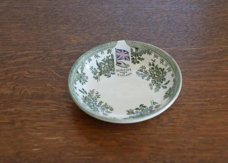 Burleigh Green Asiatic Pheasants Fruit Plate