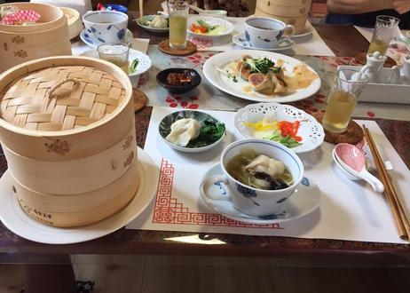おうちdeレッツchu♥華!! 『ギョウザはどうでちゅー華』