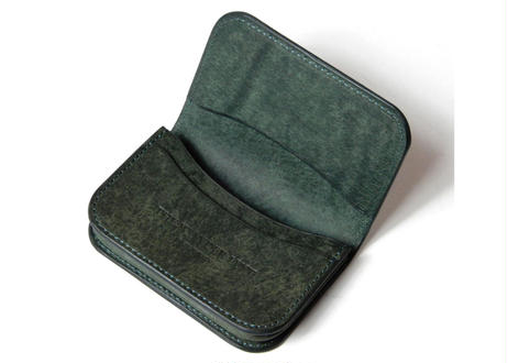 CARD CASE (BLUE GREEN)