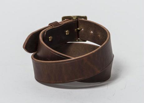 40mm U.S GARRISON BELT (Choco × Brass)