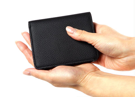 BIFOLD WALLET (BLACK × BLACK)