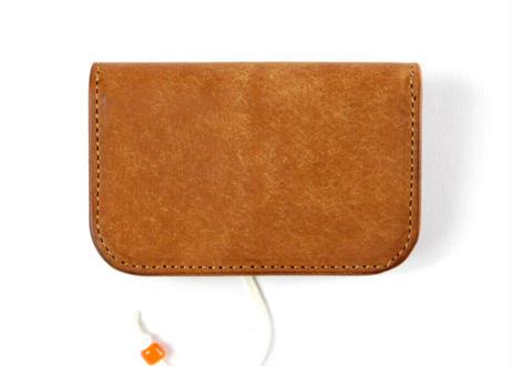 925 CONCHO CARD CASE  (Camel)