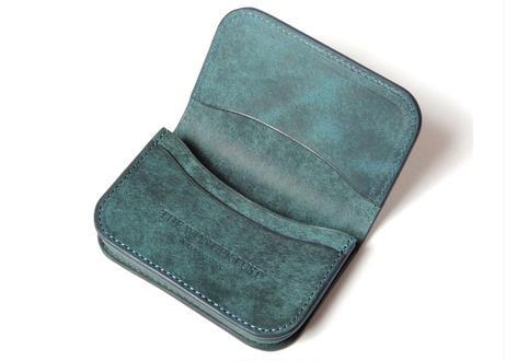 CARD CASE (Blue Green)