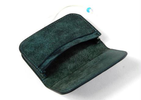 925 CONCHO CARD CASE (Blue Green)