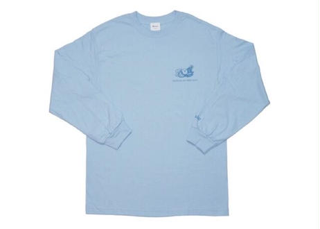 Jaffa Fruit L/S Tee / Baby blue