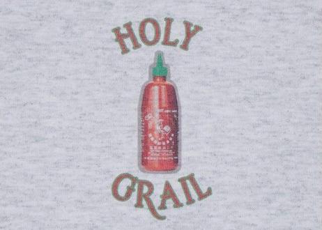 Holy Grail 01 Tee / Ash