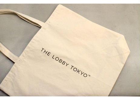 THE LOBBY TOKYO ORIGINAL TOTE BAG