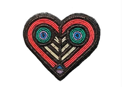 "Macon&Lesquoy""Native american heart"""