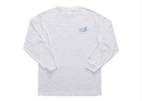 Jaffa Fruit L/S Tee / White