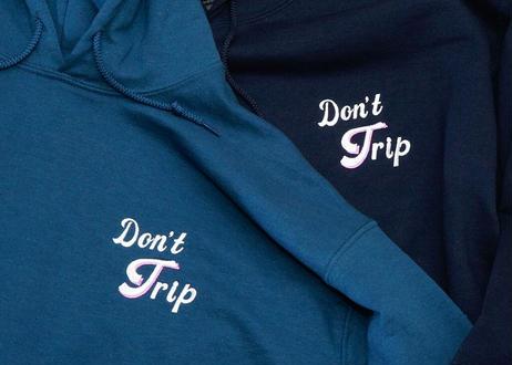 Nahalat Bad trip pull over hoodie / Navy