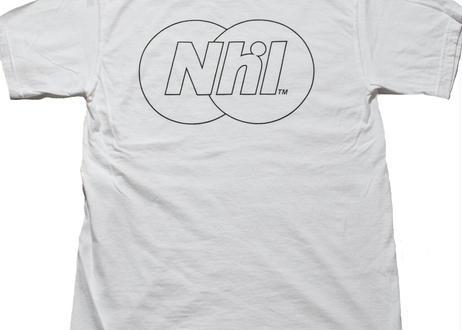 Nhl Sporting logo Tee / White × Black