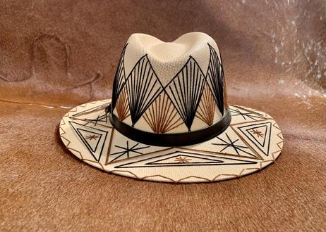 "[IMP-HAT-NAT-01] IMPORT MEXICAN HAT  ""NATURAL-01"""
