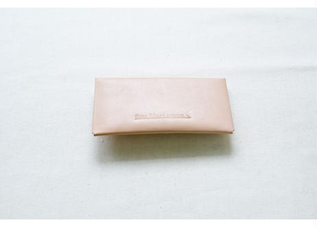 hourglass card case