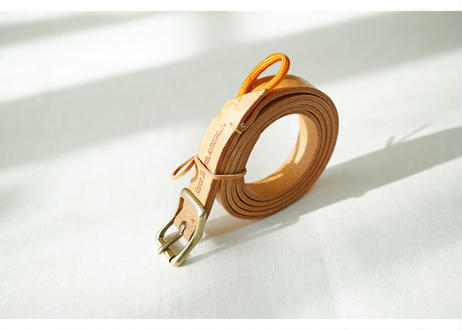 hourglass long narrow belt
